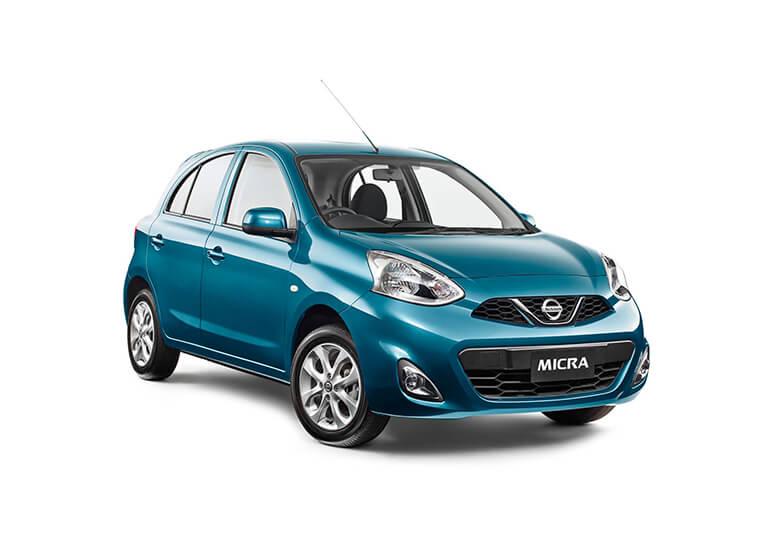 Nissan Micra (2015)